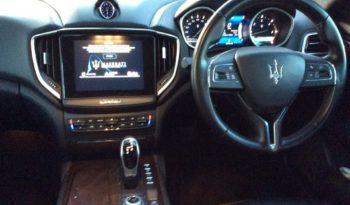 Maserati Ghibli V6 Diesel full